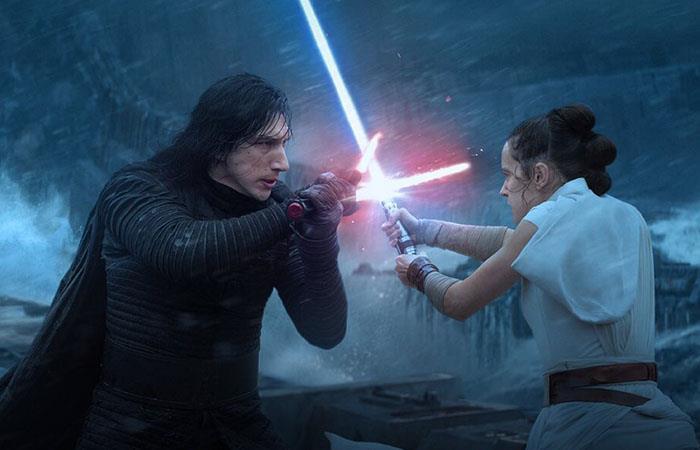 Star Wars The Rise of Skywalker Jumanji The Next Level Little Women Frozen II
