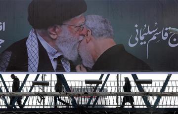 """""""Es solo el inicio de la venganza"""": Irán tras ataque a base de EE.UU."""