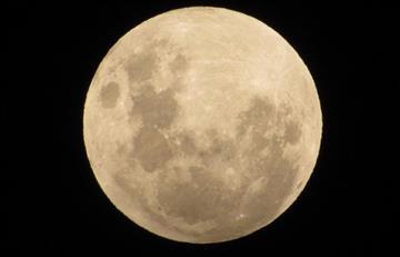 El primer eclipse prenumbral será el próximo 10 de enero