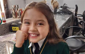 Hanny Vizcaino, la pequeña actriz que tiene enamorados a los televidentes en 'Pa' quererte'