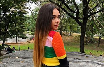 Hija de Natalia Paris presume sus atributos con diminuto traje de baño