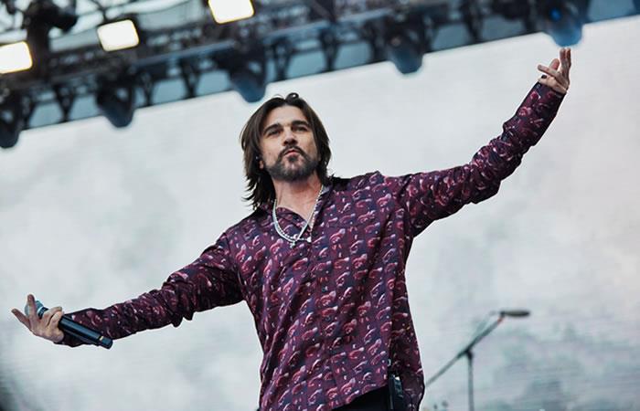 Juanes tributo estelar de los Grammy a Prince