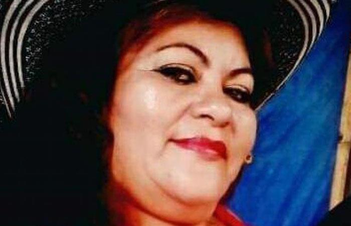Mireya Hernández fue la nueva víctima de la violencia en Colombia. Foto: Twitter