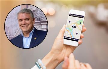 Uber demandará al Gobierno de Iván Duque tras su prohibición en Colombia