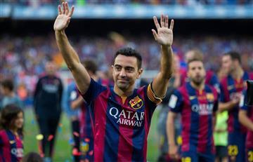 Xavi llegaría como director técnico a Barcelona