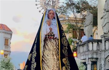 Manizales: Desfile en honor a la Macarena llenó la ciudad