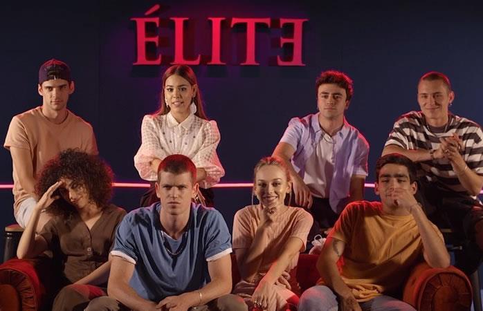 Netflix anuncia fecha estreno tercera temporada 'Élite'