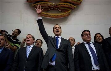 OEA muestra su total apoyo al liderazgo de Juan Guaidó en Venezuela