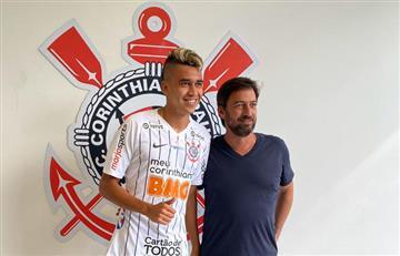 [VIDEO] Víctor Cantillo quiere hacer historia en Corinthians