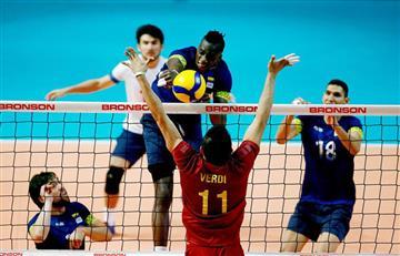 La Selección Colombia masculina de Voleibol está a un juego de clasificar a los Olímpicos Tokyo 2020