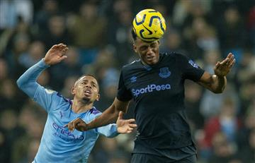 El Everton de Yerry Mina venció al Brighton de Steven Alzate
