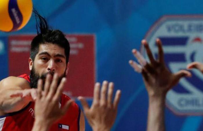 Preolimpico de Voleibol Juegos Olimpicos Tokio 2020 Colombia Chile Venezuela
