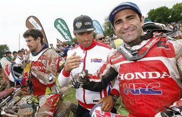 Muere piloto en Rally Dakar y se cancela etapa