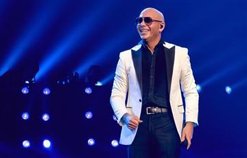 Pitbull se estrenará como maestro de ceremonias de Premios Lo Nuestro