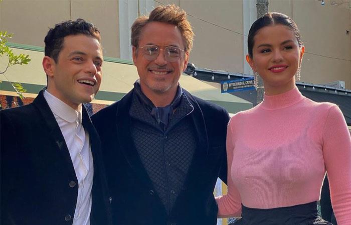 Rami Malek, Downey Jr, y Selena Gómez hacen parte del elenco de
