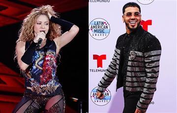 Críticas a Shakira por su colaboración con Anuel AA
