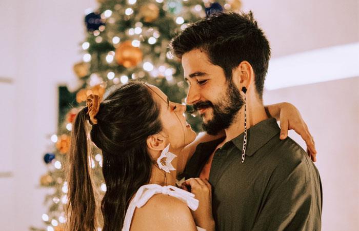 Evaluna y Camilo Echeverri siguen demostrando su amor. Foto: Twitter