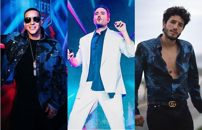 Artistas favoritos a Premio Lo Nuestro 2020