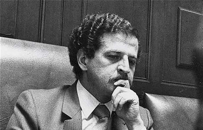 Luis Carlos Galán, políticio asesinado en 1989. Foto: Twitter