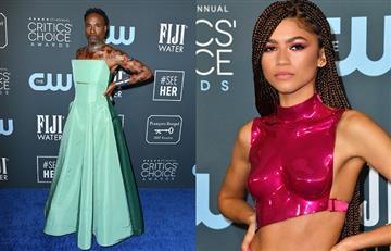 Los looks más despampanantes de los Critic Choice Awards 2020