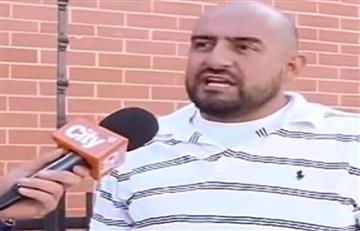 El líder taxista Freddy Contreras tiene un 'oscuro' historial