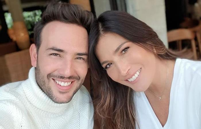 Una de las parejas más estables de la farándula colombiana. Foto: Instagram