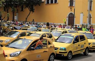 Así se maneja el negocio 'ilegal' de los 'cupos' de los taxis en Colombia