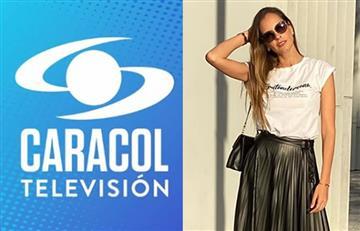 Expresentadora de Caracol le habría quitado el puesto a Laura Acuña en famoso reality de RCN