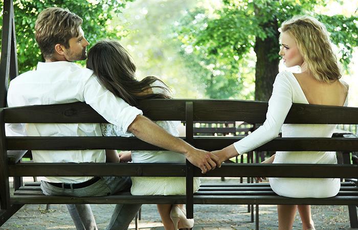 Los infieles no son inteligentes. Foto: Shutterstock