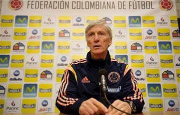 José Pékerman se niega a dirigir la Selección de Venezuela