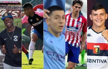 Los internacionales que no llamó Arturo Reyes a la Sub 23