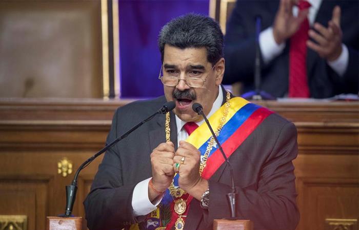 Nicolás Maduro amenaza a Colombia y Brasil