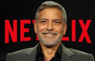 George Clooney dirigirá y protagonizará una película apocalíptica para Netflix
