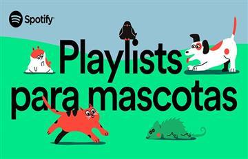 Spotify ahora tiene 'playlists' para 'animalitos'