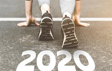 Así podrás cumplir tus objetivos fitness en 2020 sin fracasar en el intento