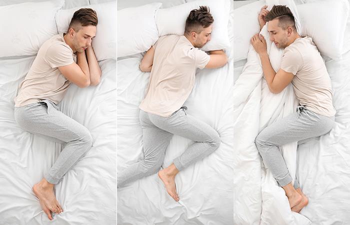 ¿Cómo duermes?. Foto: Shutterstock
