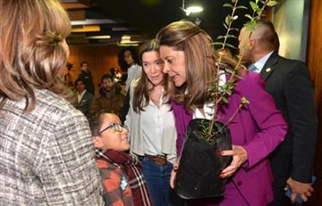 Así confrontaron a Marta Lucía Ramírez por el 'fracking'