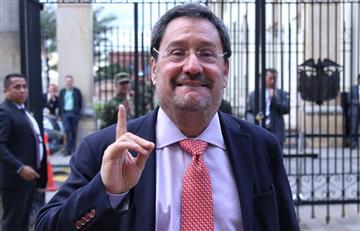 La razón por la que Francisco Santos dejaría la embajada en EE.UU.