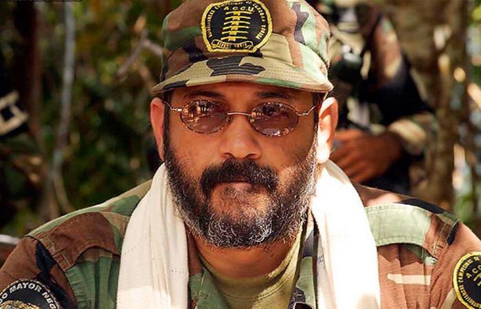 'Jorge 40', exlíder paramilitar de las AUC. Foto: Twitter