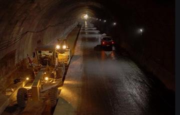 Invías: Tunel de la Línea tendrá cierre nocturno a partir del 27 de enero