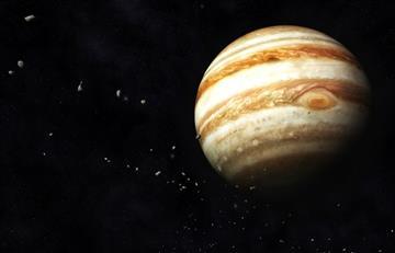 NASA: Así se ven las nubes en Júpiter