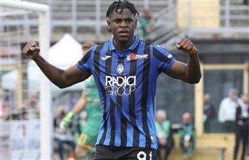Atalanta compró los derechos deportivos de Duván Zapata