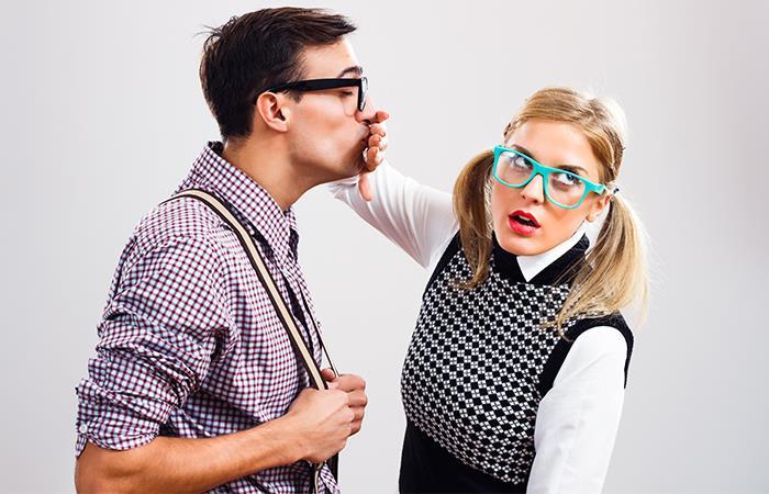 Ellos no creen en el amor. Foto: Shutterstock