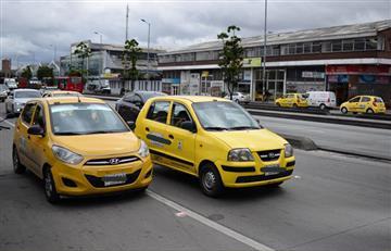 Convocan jornada sin taxi para este lunes 20 de enero