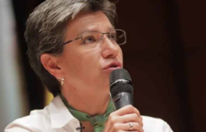 Claudia López sería una de las amenazadas en panfleto de las Águilas Negras