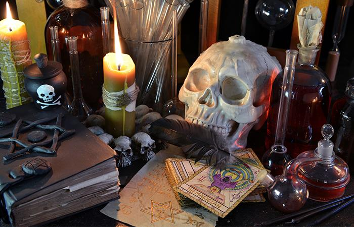 ¿Te están haciendo brujería?. Foto: Shutterstock