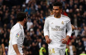 Con polémica incluida, Real Madrid venció a Sevilla en el Santiago Bernabéu
