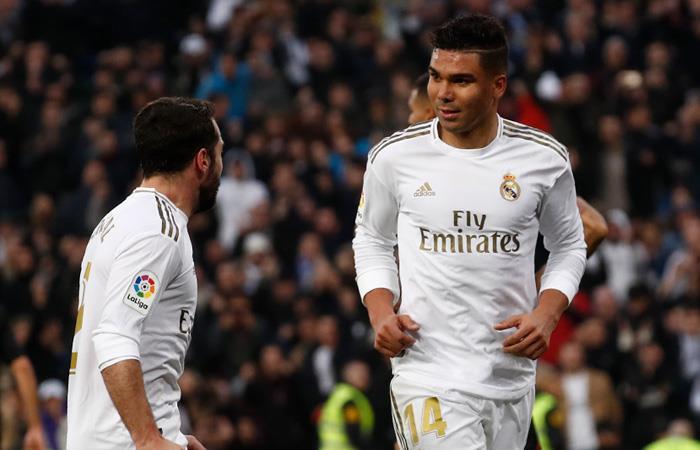 LaLiga Resultado Real Madrid Sevilla James Rodríguez Casemiro