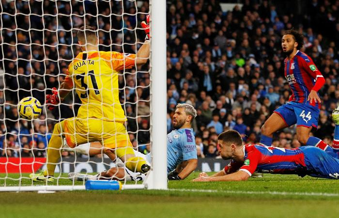 Premier League Resultado  Manchester City Crystal Palace Pep Guardiola
