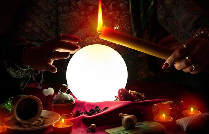 Solución magia negra